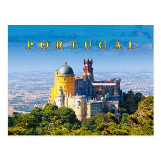Cartão Postal Sintra 001B