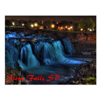Cartão Postal Sioux Falls, SD