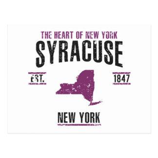 Cartão Postal Siracusa