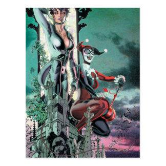 Cartão Postal Sirenes Cv12_R1 da cidade de Gotham