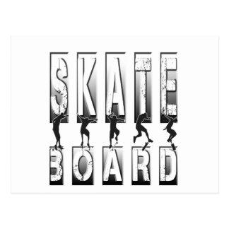 Cartão Postal skate
