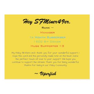 Cartão Postal skrt do skrt