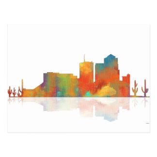 Cartão Postal Skyline da arizona de Tucson