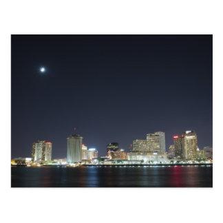 Cartão Postal Skyline de NOLA