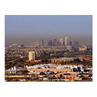 Cartão Postal Skyline de Phoenix, arizona