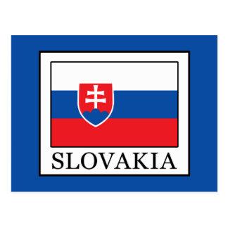Cartão Postal Slovakia