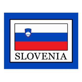 Cartão Postal Slovenia