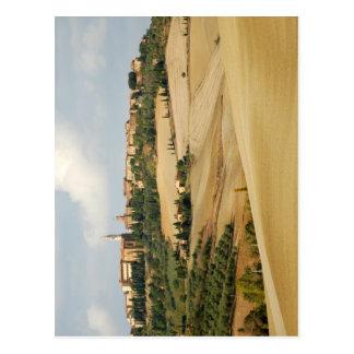 Cartão Postal Sob o Tuscan Sun