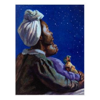 Cartão Postal Sob os azuis da meia-noite 2003