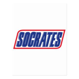Cartão Postal Socrates