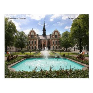 Cartão Postal Söderhamn, suecia, jujuba do Ola da foto…