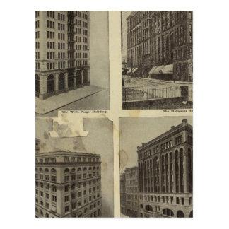 Cartão Postal Solidez arquitectónica em Portland, Oregon