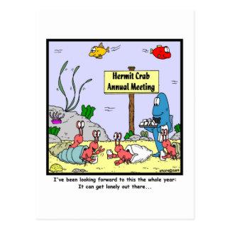 Cartão Postal Solitário