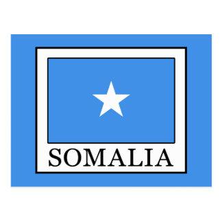 Cartão Postal Somália