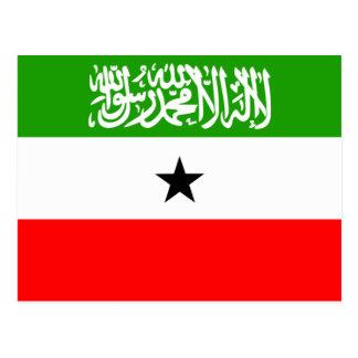Cartão Postal somaliland