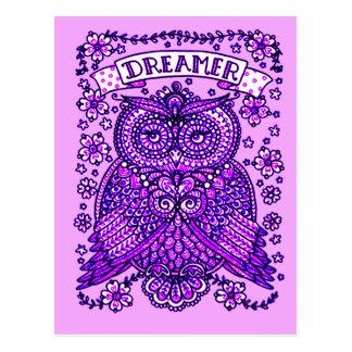 Cartão Postal Sonhador