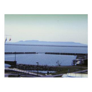 Cartão Postal Sono Thunder Bay gigante Canadá
