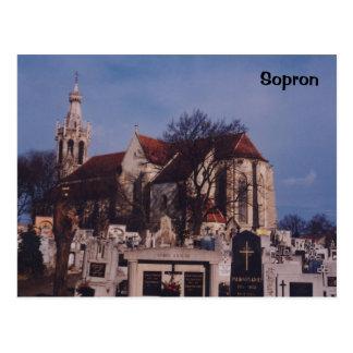 Cartão Postal Sopron