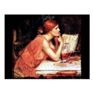 Cartão Postal Sorceress de Circe