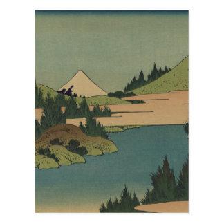 Cartão Postal Soshu Hakone Kosui
