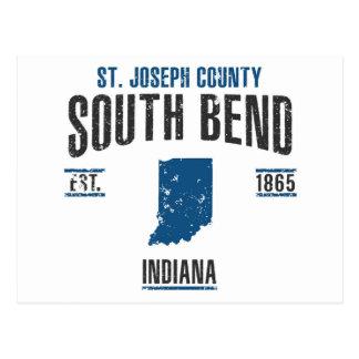 Cartão Postal South Bend