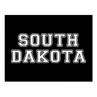 Cartão Postal South Dakota