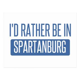 Cartão Postal Spartanburg
