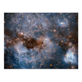 Cartão Postal Spectacular da galáxia da astronomia de espaço do