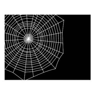 Cartão Postal Spiderweb