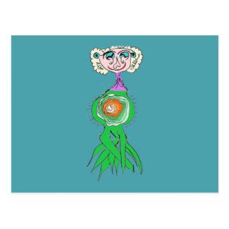 Cartão Postal Sprout principal