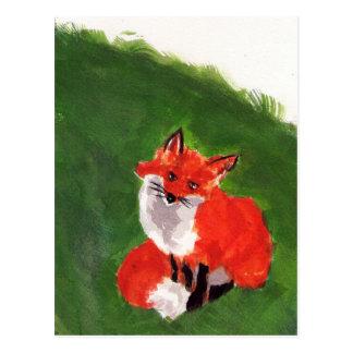 Cartão Postal Sr. novo Fox