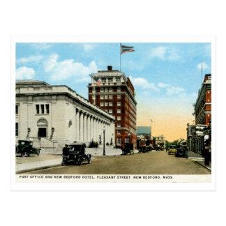 Cartão Postal St. agradável, New Bedford, vintage das MÃES