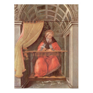 Cartão Postal St Augustine em sua pilha