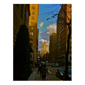 Cartão Postal ST. de W.75TH, NYC (c) S.Tammany
