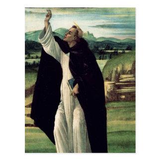 Cartão Postal St Dominic, c.1498-1505