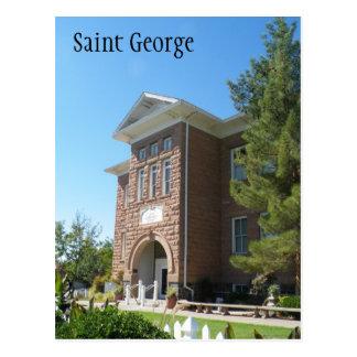 Cartão Postal St George