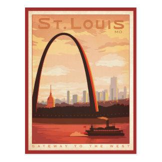 Cartão Postal St Louis, MO
