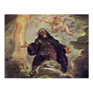 Cartão Postal St. Manjericão por Rubens Peter Paul (a melhor