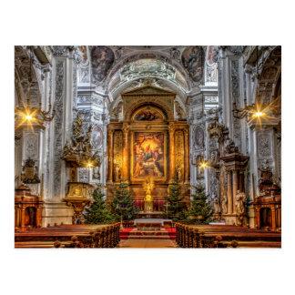 Cartão Postal St. Maria de Dominikanerkirche Rotunda