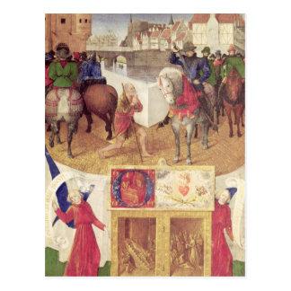Cartão Postal St Martin