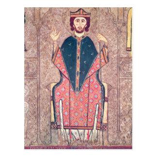 Cartão Postal St Martin das excursões, detalhe de um altar