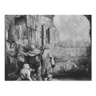 Cartão Postal St Peter e St John