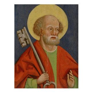 Cartão Postal St Peter, Storno