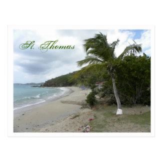 Cartão Postal St Thomas