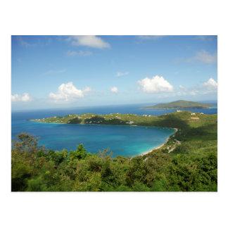 Cartão Postal St Thomas, E.U. Virgin Islands