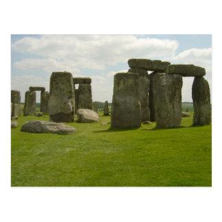 Cartão Postal Stonehenge