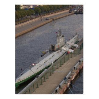 Cartão Postal Submarino C189 do russo