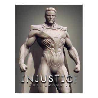 Cartão Postal Substituição do superman