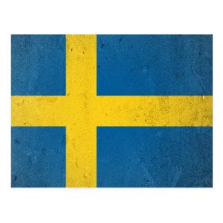 Cartão Postal Suecia