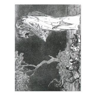 Cartão Postal Sumário Francisco de Goya y Lucientes: Der de